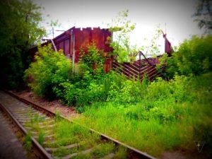 экскурсия железная дорога